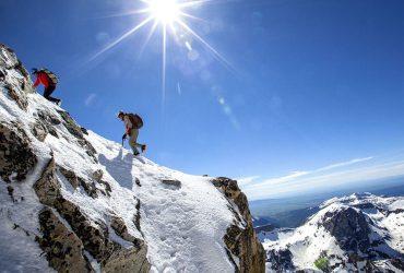 قله های زیبا و بلند دنیا، جایی بالاتر از ابرها