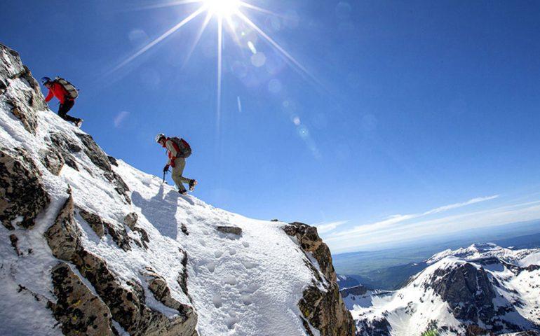 قله های زیبا و بلند