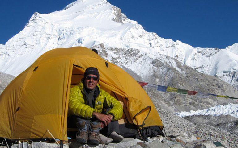 عظیم قیچی ساز ، مرد 8000 متری ها