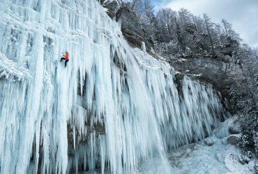 ۵ مکان حیرت آور برای یخ نوردی
