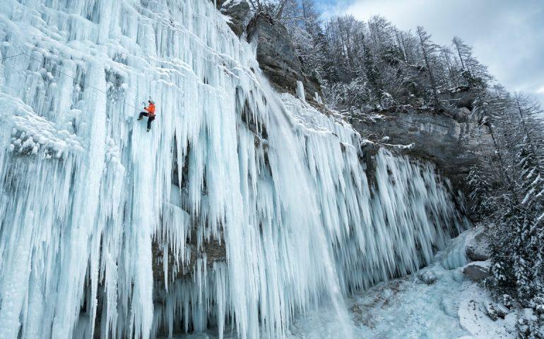 یخ نوردی ، آدرنالین ، هیجان