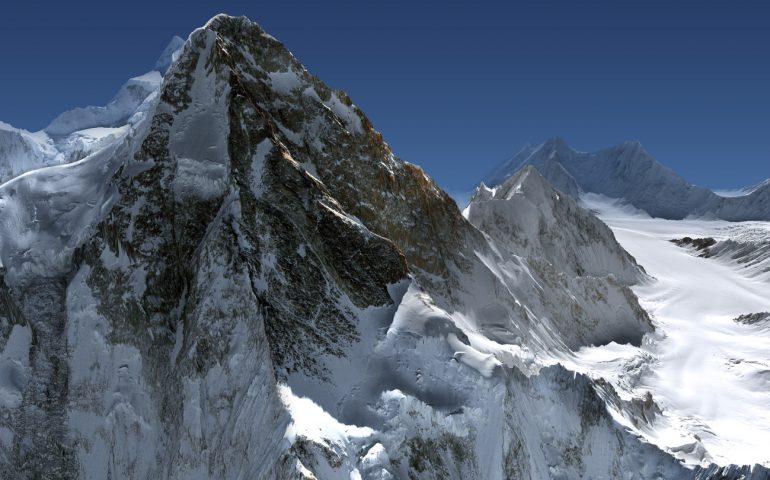 بلندترین قله های جهان