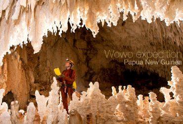 غارنوردی اکتشافی در پاپوآ واقع در گینه