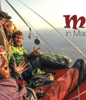 ماد در ماداگاسکار – صعود با شان ویلانووا