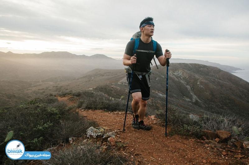 میله ی کوهنوردی
