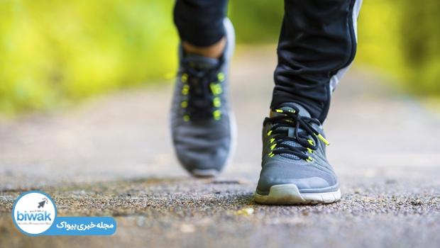 گردش و پیاده روی