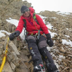 اعصای تیم کوهنوردی کارل مارکس